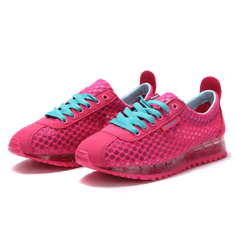 2015 new fashion Spring summer,women sneakers breathable Sports Running shoes women Casual shoes plus size