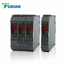 din rail mounted multi channel temperature controller