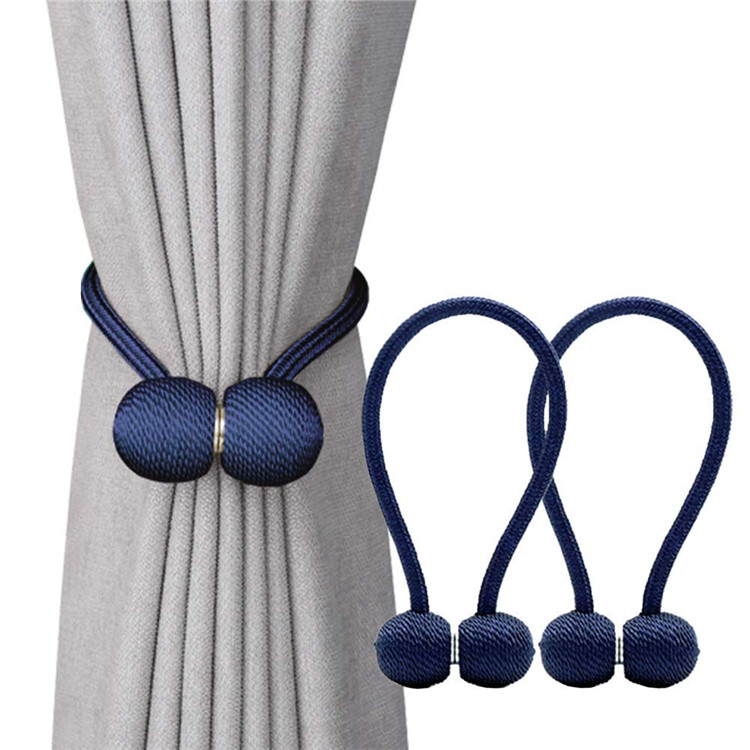 Hot Design Curtain accessory for Decorative Magnetic Curtain Buckle ball,curtain tieback