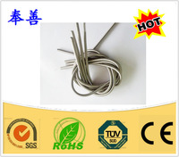 electric wire manufacturers nichrome pure nickel chrome heating flat strip Cr20Ni80 pure nickel bar