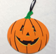 Halloween Ghost Festival Creative Wooden Pumpkin hanging Ornament / Wooden holiday wall decoration