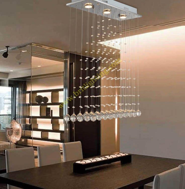 Lamparas Modernas Sala Comedor # Inspiração de design de lâmpada ...