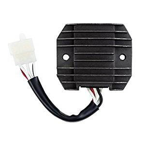 Motorcycle Parts Voltage Cooler System Regulator Rectifier Assembly Fit For YAMAHA XVS650 V-STAR XVS400 2001 2002 2003 2004 2005 2006 2007 2008 2009