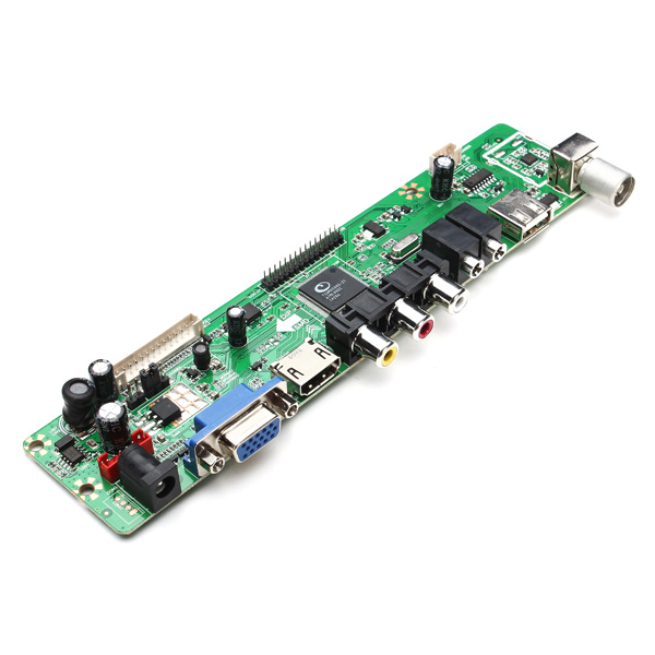 V59 Universal LCD TV Controller Driver Board PC/VGA/HDMI/USB Interface