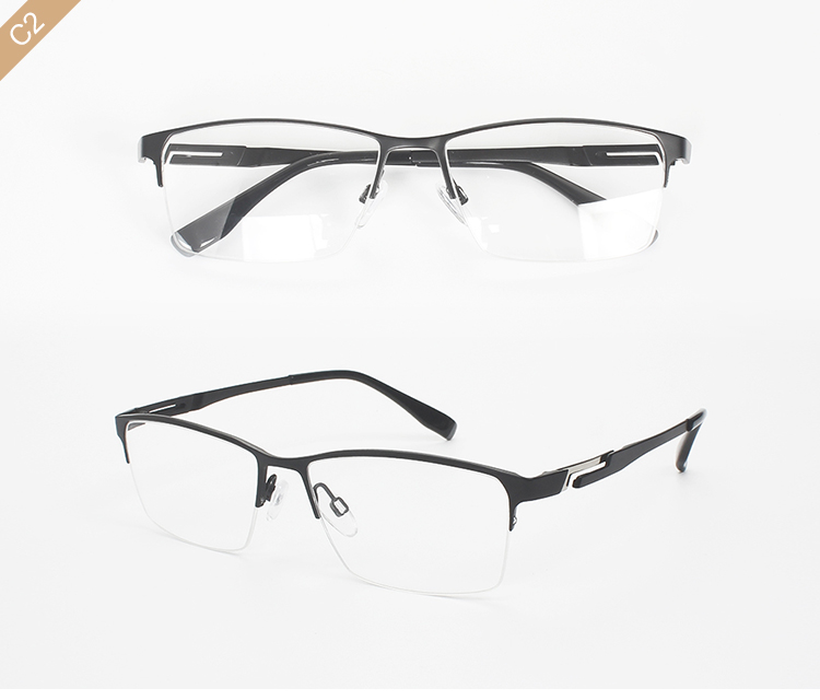 2019 Newproduct Wholesale Optical Frames Men Eyeglasses 8051