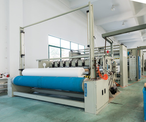 CHangshu ISO9001 High capacity non woven fabric making machine