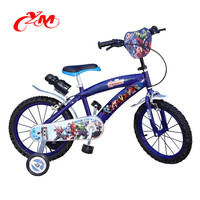 2017 cheap kid bike with EN14765/wholesale children bicycle cheap price/Good price 16inch boys cycle Europe standard