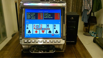 Igt Pe+ Multi-game Video Poker Machine - Buy Igt Poker