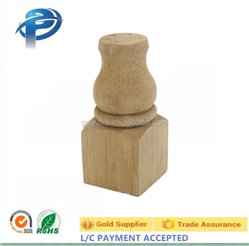Solid Wood Furniture Feet,carved Wood Furniture Legs,unfinished Wood Table  Legs