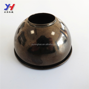 Dome shape coffee machine accessory, OEM deep drawing part