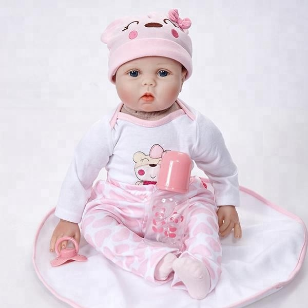 Lifelike Cartoon reborn baby <strong>dolls</strong> for high quality