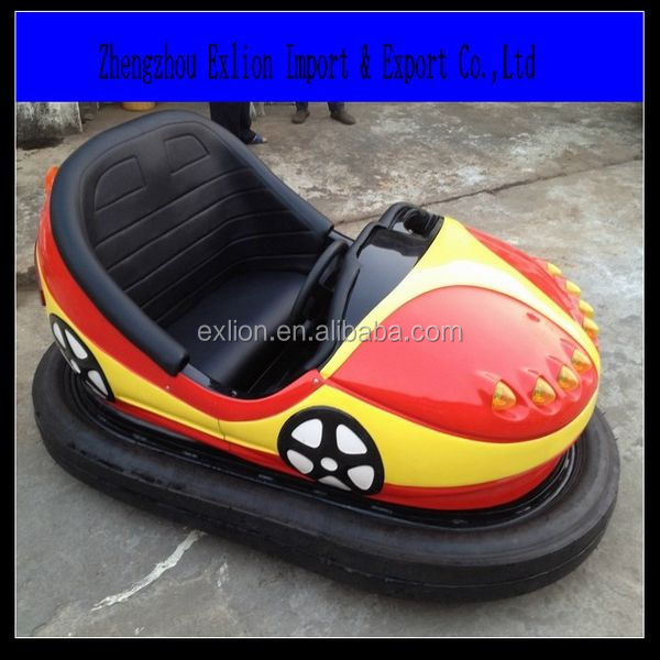 Low price and super quality bumper car used on sae