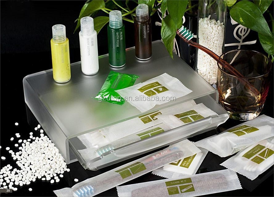 Hotel Disposable Items Hotel Customized Amenities Set Hotel Soap and Shampoo