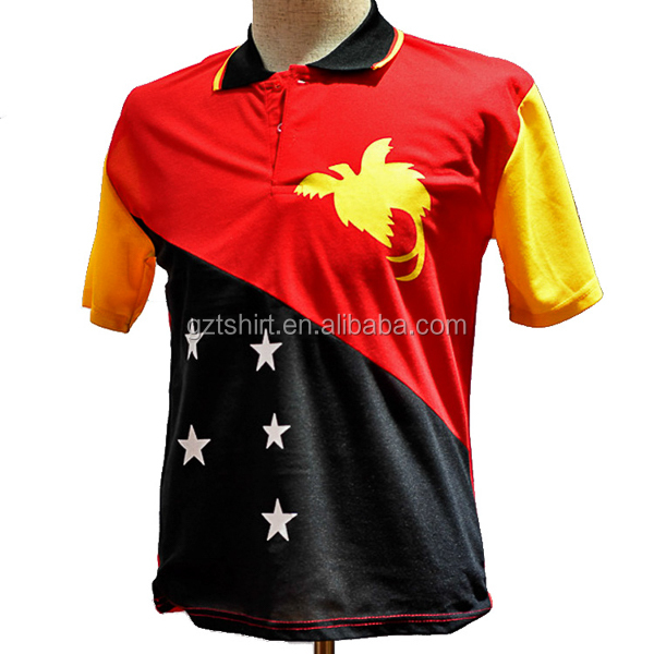 new design cotton polo t shirts for men