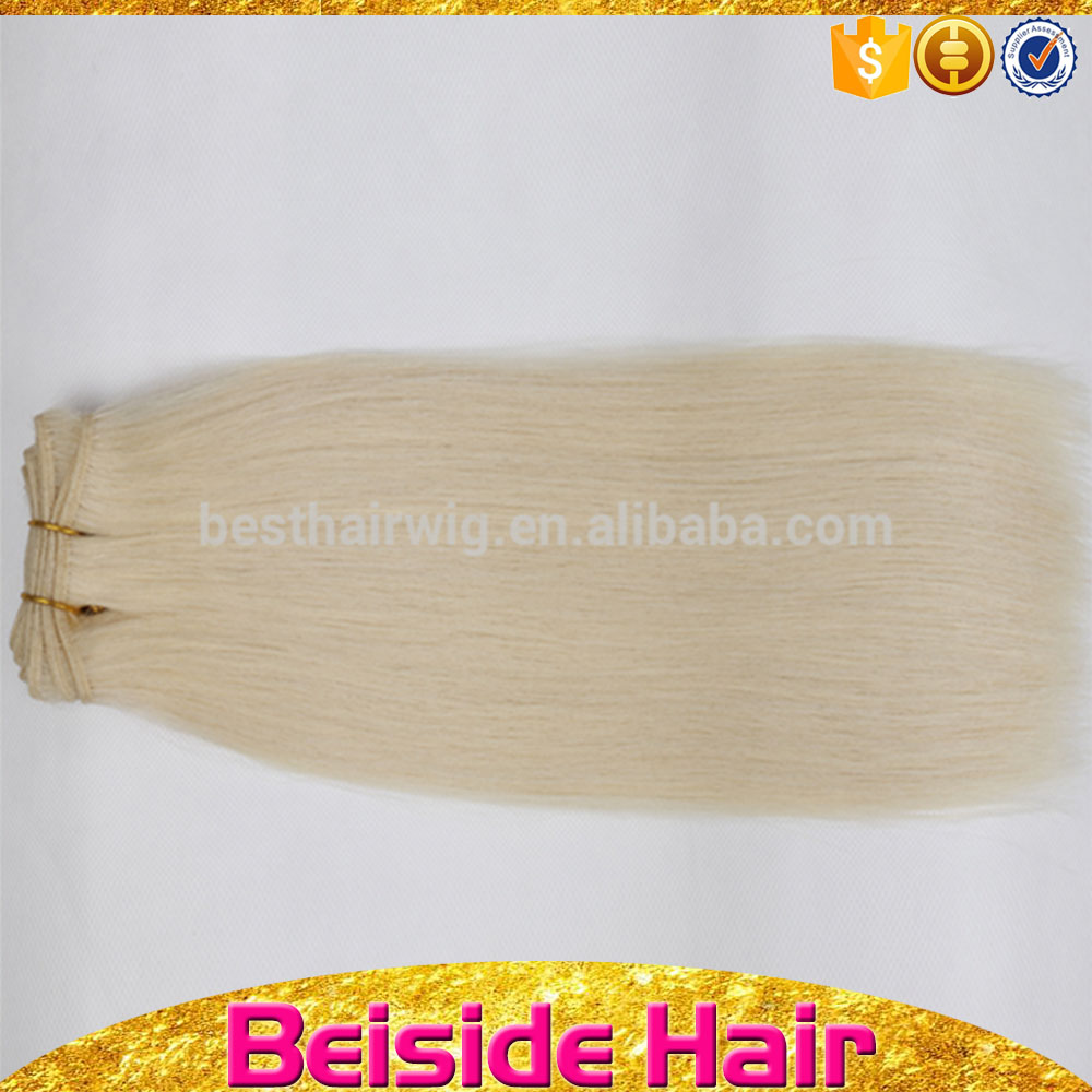 China suppliers hair luxury super star human hair white yak hair
