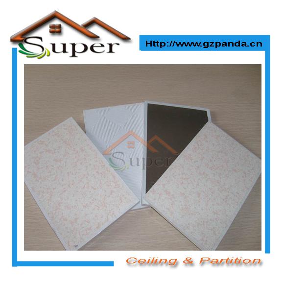 Grossiste dalles plafond decoratives acheter les meilleurs for Faux plafond plastique