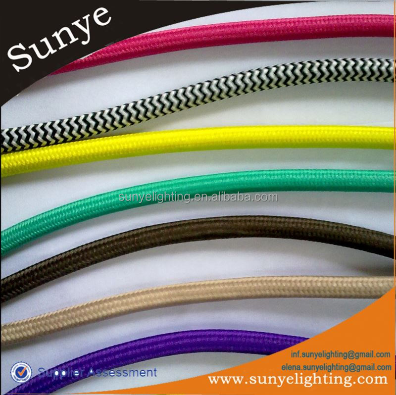 VDE,SAA,UL Certificated Best Quality k type stainless steel braid thermocouple wire