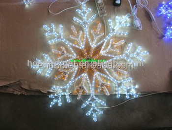 Led rope light snowflakechristmas snoflakeoutdoor lighted led rope light snowflakechristmas snoflakeoutdoor lighted snowflakes aloadofball Gallery