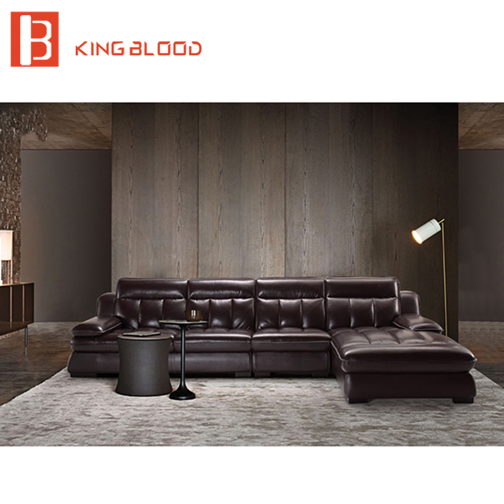 Brown Genuine Leather Modular Couch Arab Corner Sofa Lounge - Buy Modular  Lounge,Leather Couch Sofa,Arab Sofa Product on Alibaba.com