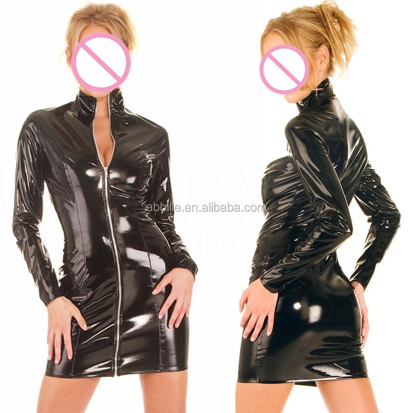 Finden Sie Hohe Qualität Latex Nachthemd Hersteller und Latex ...