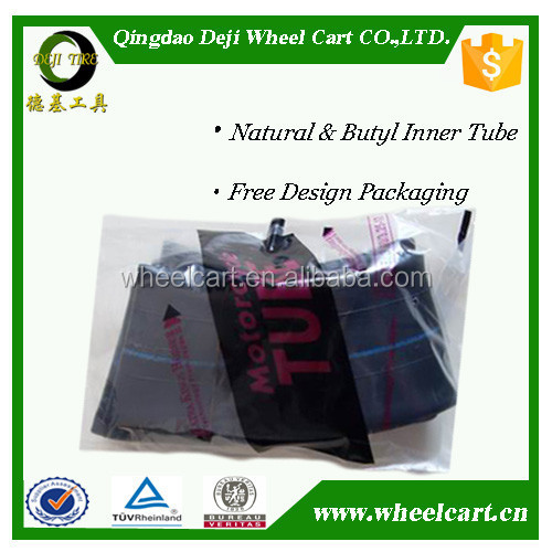 motorcycle butyl inner tube chinese manufature