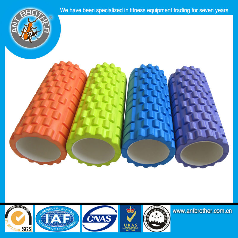 ECO-FRIENDLY HOLLOW FOAM YOGA ROLLER