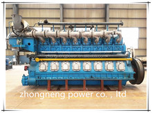 500kW Biomass Gasification generator