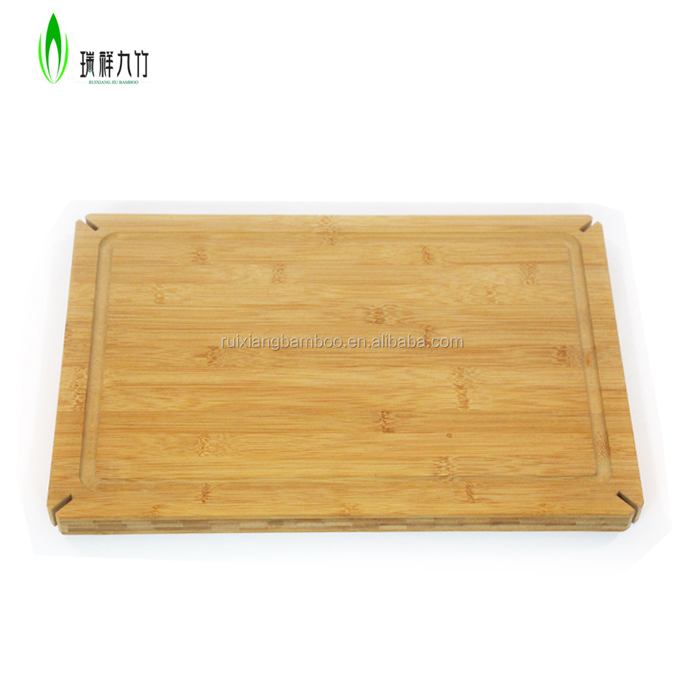 Wholesale Rectangle <strong>Bamboo</strong> Cutting Board Extra Large and Thick Chopping Board