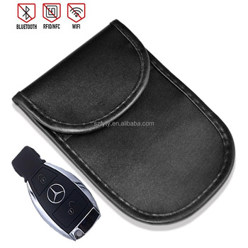 Keyfob Rfid Signal Blocking Bag Faraday Cage