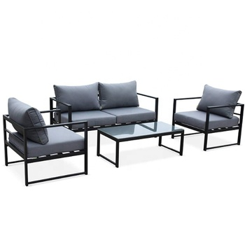 Peachy 4 Piece Outdoor Furniture Aluminium Modular Garden Sofa Set Buy Garden Sofa Set Garden Sofa Set Aluminium Modular Aluminium Garden Sofa Set Product Theyellowbook Wood Chair Design Ideas Theyellowbookinfo