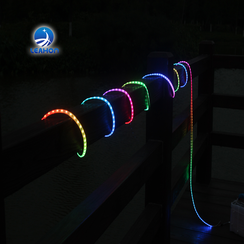 Silicone Led Neon Rope Light Replacement Led Light Rope Smd5050 For Outdoor  Led Rope Light - Buy Led Rope Light,Rope Light Replacement,Outdoor Led