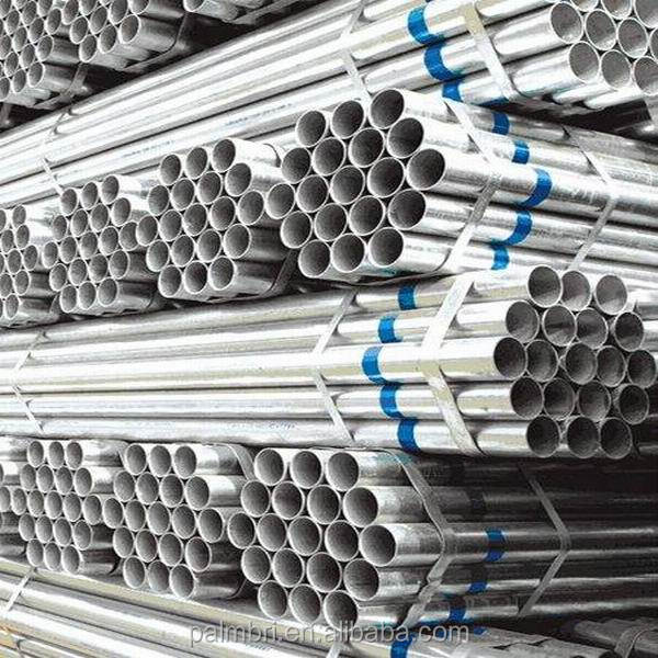 carbon steel /galvanized steel tubes suitable for building / construction/GB/API