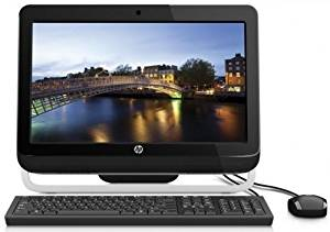 HP Pro 3420 All-In-One AIO Desktop Computer (20 Inch HD+ LED Display, Intel Dual Core i3-2120 3.3GHz CPU, 4GB DDR3 RAM, 500GB HDD, DVD, Wifi, RJ-45, Windows 7 Professional (Certified Refurbished)