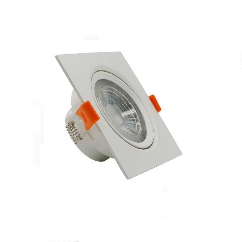 High quality decorative embedded 5w spring clip for led spot <strong>downlight</strong>