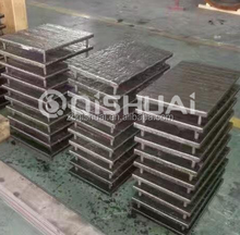 High tensile abrasion resistant cladded steel plate''