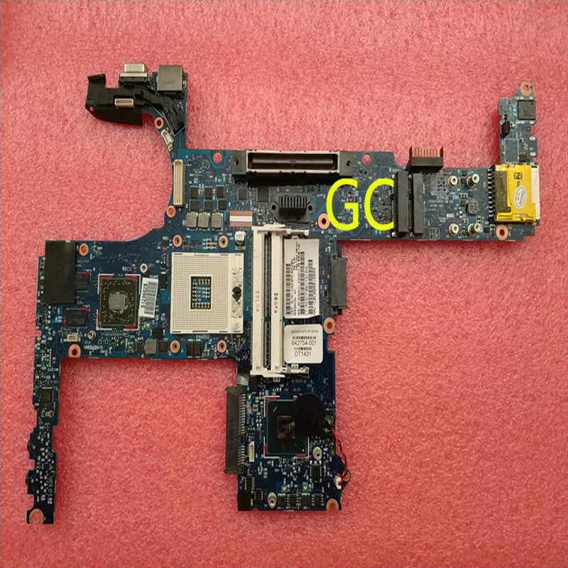 FOR HP 8460P 8460W motherboard independent 642754-001 642753-001 mainboard