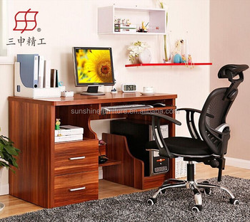2015 Hot Sale Modern Computer Table/computer Desk Side Table
