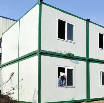 Latest Prefabricated Container Module House Buy Container House