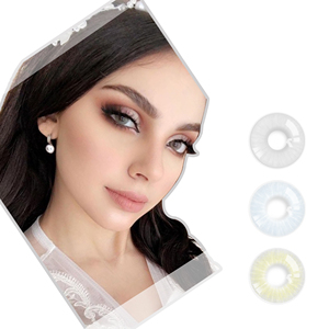 88018be7df1 Factory Price Wholesale Cheap Natural colored contact lenses Soft Eyewear  Cosmetic for Big eye contact lens