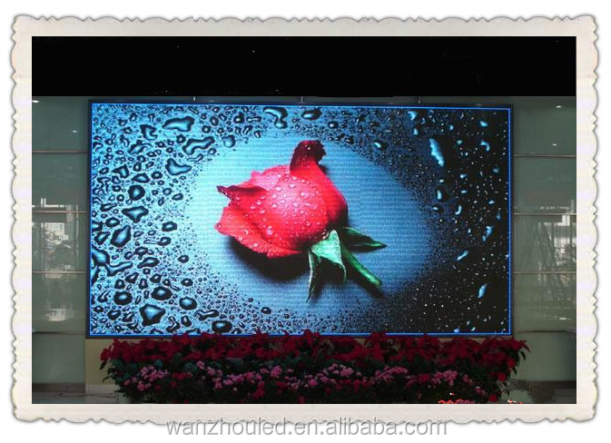 super thin indoor p6 SMD led display screen <strong>video</strong>