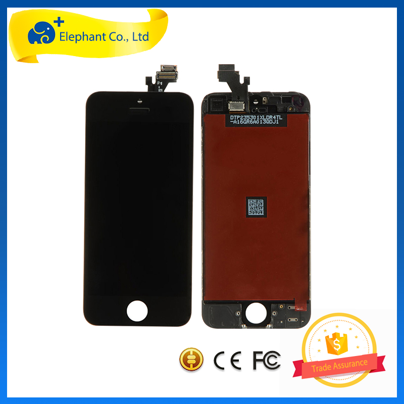 2017 Mobile Phone Repair Parts LCD Screen Replacement for Apple iPhone 5G , LCD Display Replacement for iPhone 5G