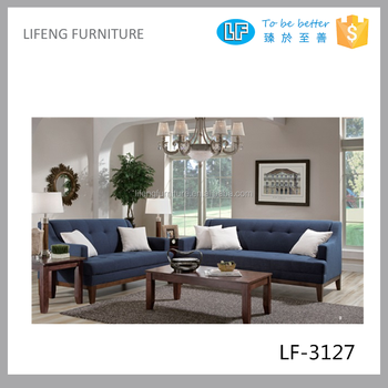 Factory Closeout Drawing Room Sofa Set Design For Hot Sale LF 3127