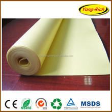 ixpe eva epe rubber laminate flooring foam underlay yellow red green blue black