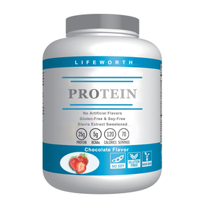 Lifeworth bulk almond & potato casein protein
