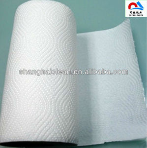 2 ply Virgin Kitchen Paper Towel,Hand Paper Towel,Embossed Towel