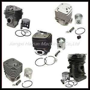 Ceramic plated chainsaw cylinder kits for Stihl Husqvarna