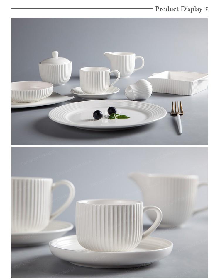 product-Hotel Tableware Supplierd Tableware Set Dinnerware Set Porcelain, Restaurant Modern Luxury D