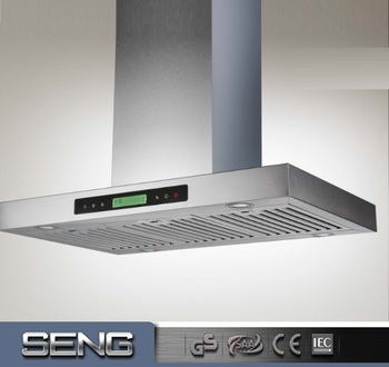 High Suction Power Kitchen Chimneys/kitchen Smoke Extractor Cooker Hood