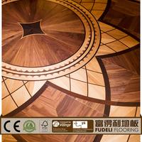 Classic design wood pattern floor tile