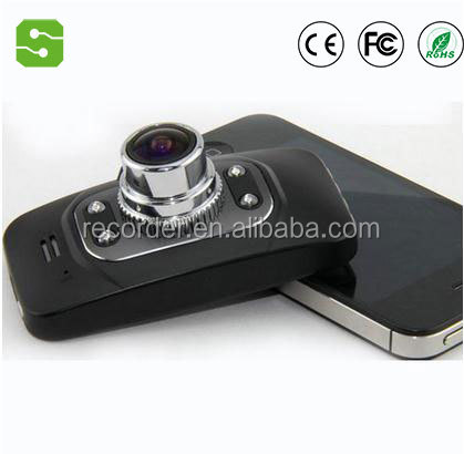 1080p manual car camera hd dvr gs8000lG-sensor mini Car Dash Cam hd OEM car camera